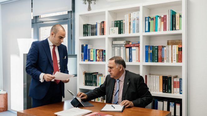 Španělské soudní prázdniny končí, kanceláře MVA v Madridu prošly úspěšnou rekonstrukcí